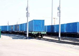 Bu ilin birinci yarısında ölkə ərazisindən 4,1 milyon ton tranzit yük daşınıb - Nazir