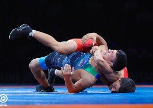 Dünya çempionatının son günündə 1 gümüş, 1 bürünc medal