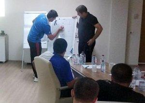 AFFA məşqçilər üçün seminar təşkil edib