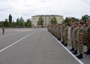Azərbaycan Ordusunda səmti müəyyənetmə yarışları başlayıb