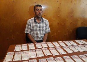 Lənkəran sakini Astarada narkotik satarkən saxlanıldı