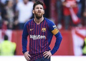 Messi daha 1 ay oynamaya bilər