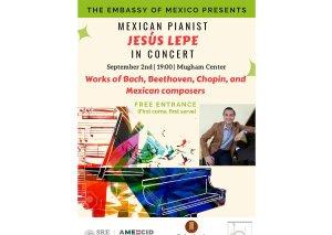 Beynəlxalq Muğam Mərkəzi meksikalı fortepiano məktəbini təqdim edəcək