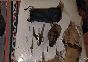 Xızıda əl qumbarası UZRQM partladıcısı aşkar olunub