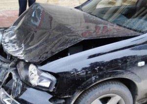 Minik avtomobilləri toqquşdu - 2 ölü, 9 yaralı