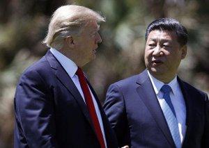 Tramp bildiribki, Çinlə və ABŞ arasında ticarət-iqtisadi danışıqlar davam edir