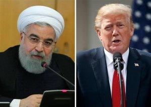 Tramp Ruhani ilə görüşünü istisna etmədiyini təsdiqlədi