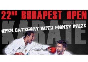 """Karateçilərimiz Macarıstanda 22-ci """"Budapeşt Open"""" beynəlxalq karate turnirində iştirak edəcəklər"""