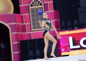 Bakıda bədii gimnastika üzrə 37-ci dünya çempionatına start verilib