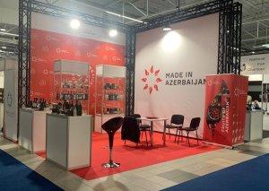 """Azərbaycan məhsulları """"Food Expo Warsaw-2019"""" sərgisində"""