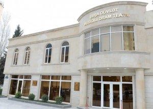 """Azərbaycan teatrının 147-ci mövsümünün açılışında """"Dəli Domrul"""" tamaşasının premyerası olacaq"""