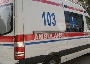 Bakıda 51 yaşlı kişi cəzaçəkmə müəssisəsinin yaxınlığında koma vəziyyətində aşkarlandı