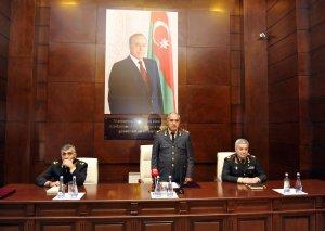 Hərbi Prokurorluqda Azərbaycan Prokurorluğunun 101 illiyi qeyd edildi