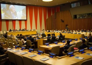 Ümumdünya Mədəniyyətlərarası Dialoq Forumu BMT-də qlobal platforma kimi qeyd olunub