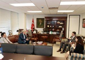 Diasporla İş üzrə Dövlət Komitəsinin nümayəndələri Nyu-Yorkda yaşayan azərbaycanlılarla görüşüb