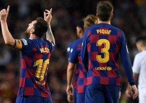 """Barselona"" ""Sevilya""nı darmadağın etdi"