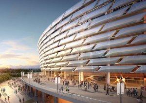Bakı Olimpiya Stadionu azarkeş tutumuna görə MDB-dəki idman arenaları arasında ilk üçlükdə yer alıb