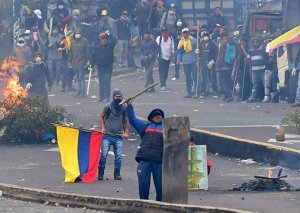 Ekvadorda etiraz aksiyaları nəticəsində ölənlərin sayı artıb