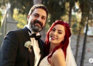 Gülben Ergenin keçmiş əri evləndi