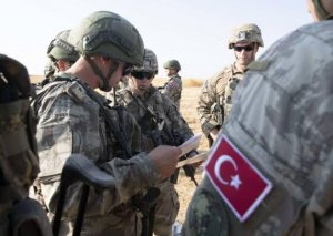 Türkiyə SQ Hələb-Tell-Tamer şossesi boyunca bir neçə kəndi tutublar