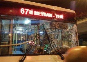 Bakıda avtobus qadını vuraraq öldürüb