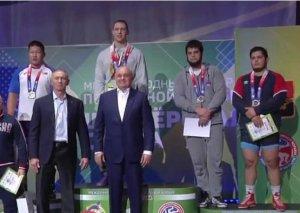 Sərbəst güləşçilərimiz beynəlxalq turnirdə iki medal qazanıblar