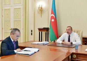 Prezident İlham Əliyev: Azərbaycan iqtisadiyyatının bundan sonra qeyri-neft sektoru hesabına inkişafı bizim əsas prioritetimizdir