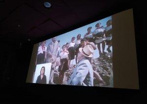 Nizami Kino Mərkəzində danışma və eşitmə qüsuru olan uşaqlara surdotərcümə ilə milli film nümayiş olunub