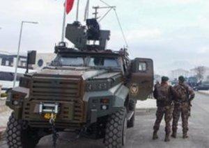 Türkiyə 18 suriyalı hərbçini Rusiyaya təhvil verib