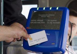 Marşrut avtobusları kart sisteminə keçir: