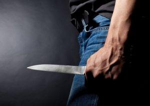 Bakıda 43 yaşlı kişini bıçaqlayan keçmiş məhkum saxlanılıb
