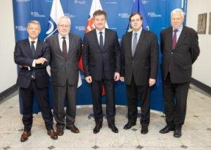 Slovakiyada Dağlıq Qarabağ münaqişəsinin nizamlanması məsələləri müzakirə edilib