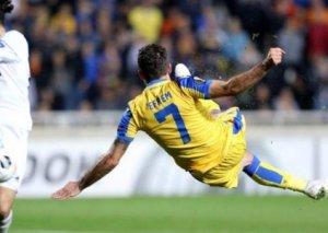 """APOEL-in futbolçusu: """"Bunu bacaracağımıza inanırdıq"""""""