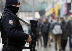 Türkiyədə 2,6 mindən çox polisin iştirakı ilə antiterror əməliyyatları olub