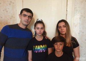 Azərbaycanlı ailə Almaniyadan deportasiya edilib
