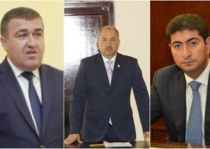 Yasamal, Xətai və Suraxanı rayonlarının yeni icra başçıları kollektivə təqdim olunub