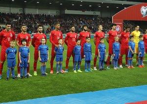 AVRO-2020: Azərbaycan yığmasının şərəfini 26 futbolçu qoruyub