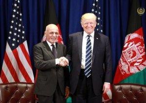 Tramp Əfqanıstan prezidentini Amerikaya dəvət edib