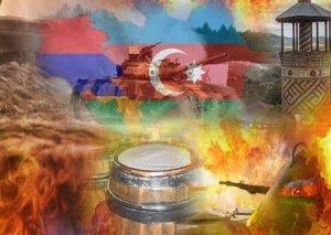 """İrəvanda Azərbaycan bayrağı və... Qarabağdakı """"barıt çəlləyi"""""""