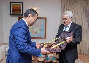 Cavid Qurbanov: Beynəlxalq marşrutların fəaliyyətinin gücləndirilməsi tranzit potensialının artırılmasına istiqamətlənib