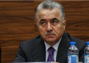 Zeynal Nağdəliyev Azərbaycan Prezidentinin köməkçisi −