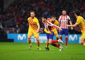 """Messi """"Barselona""""ya 3 xal qazandırıb"""
