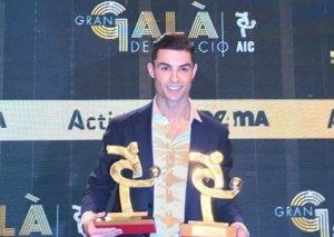 Ronaldo İtaliyada ən yaxşı oyunçu seçildi