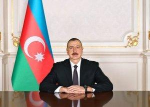 """Azərbaycan Prezidenti """"Bakutel-2019"""" sərgisi ilə tanış olub"""
