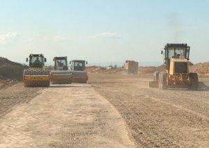 Gəncə-Gürcüstan sərhədi yolu 2021-ci ildə yekunlaşacaq