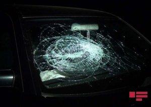 Bakıda 63 yaşlı qadını avtomobil vurub