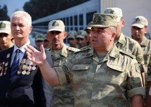 Azərbaycan Ordusunun polkovniki vəfat edib