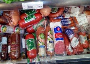 Bakı mağazalarındakı kolbasalar - yeyək, yeməyək?