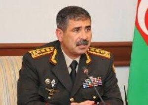 """Zakir Həsənov: """"Ordu quruculuğu prosesi yüksələn templə, davamlı olaraq həyata keçiriləcək"""""""