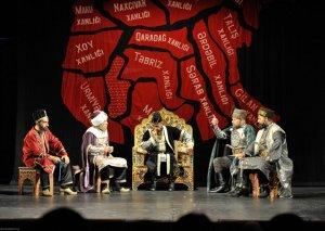 Ötən il Azərbaycan teatrları üçün məhsuldar il olub